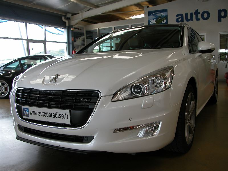 Véhicule d'occasion PEUGEOT 508 SW GT 2.2 HDI 204