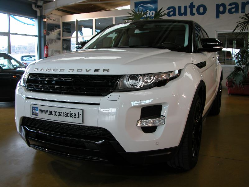 Véhicule d'occasion LAND ROVER RANGE ROVER EVOQUE 2.2 SD4 190 DYNAMIC