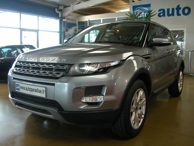 Véhicule d'occasion LAND-ROVER RANGE ROVER EVOQUE 2.2 150 TD4 PURE 4X4