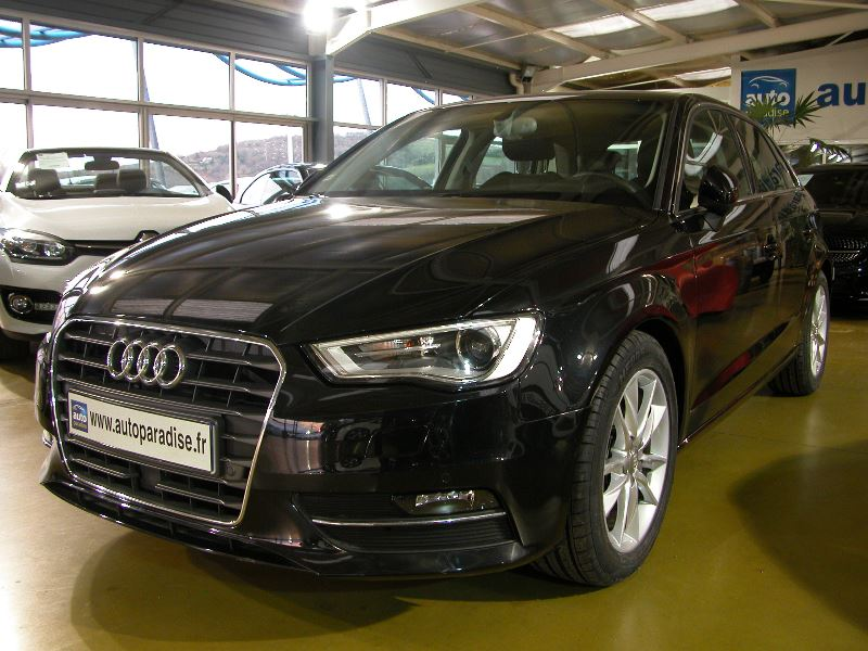 Véhicule d'occasion AUDI A3 SPORTBACK 2.0 TDI 150 S-TRONIC AMBITION LUXE