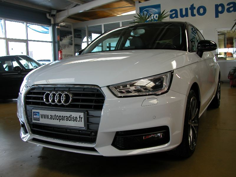 Véhicule d'occasion AUDI A1 SPORTBACK 1.4 TFSI 125 S-TRONIC AMBITION LUXE