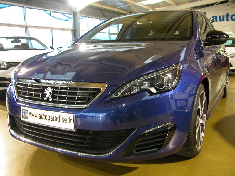 Véhicule d'occasion PEUGEOT 308 SW 2.0 HDI 180 GT EAT6