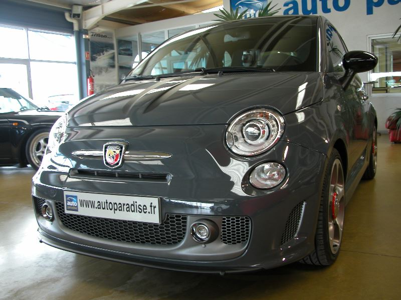 Véhicule d'occasion FIAT 500 ABARTH 595 TURISMO 1.4 T-JET 160