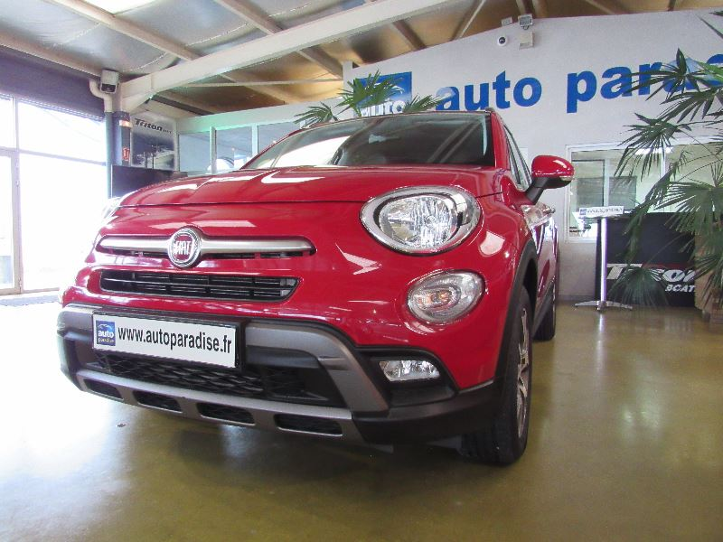 Véhicule d'occasion FIAT 500X CROSS 4X4  2.0 JTD 140 AT9